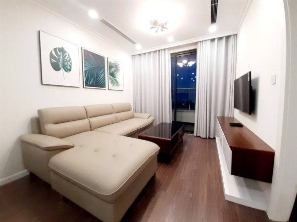 Nice-interior R3 apartment in Sunshine Riverside, Ciputra Hanoi 1