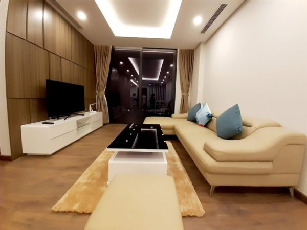 Apartment for rent in Diplomatic Corps Ngoai Giao Doan