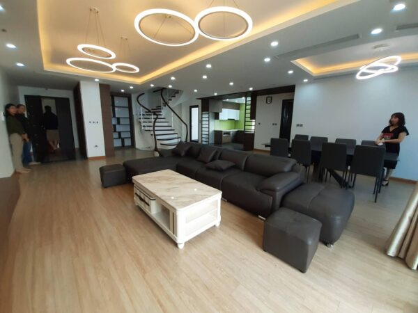 Apartment for rent Quang Minh Tower, Diplomatic Corps (1)