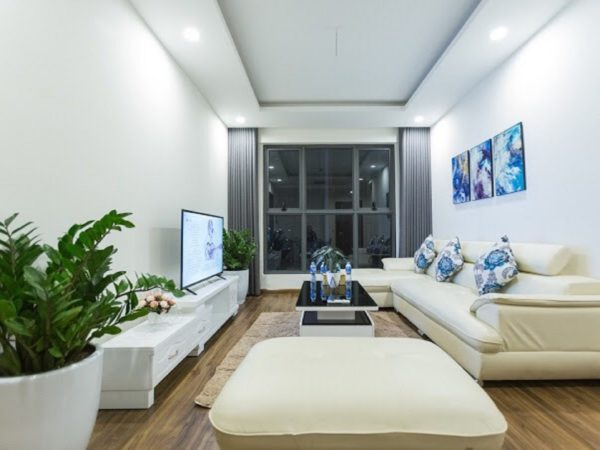 Apartment for rent in The Golden Palm 21 Le Van Luong