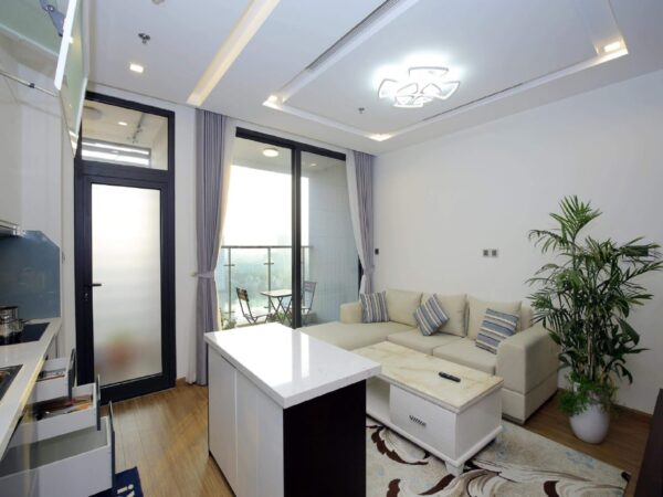 Wonderful apartment in M1 Vinhomes Metropolis 29 Lieu Giai with lake view for rent (1)