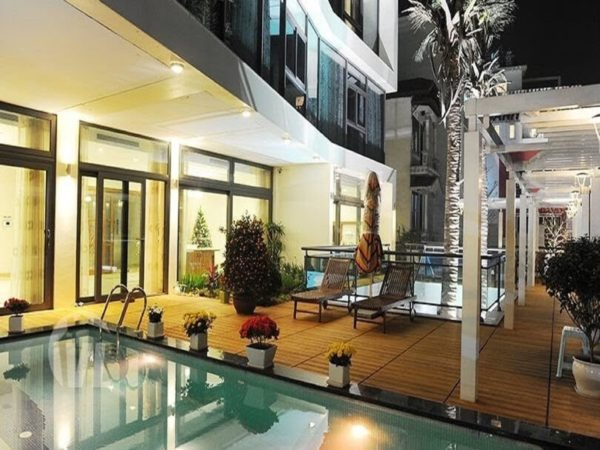 Villa for rent in Trich Sai Streetm Tay Ho District, Hanoi (13)