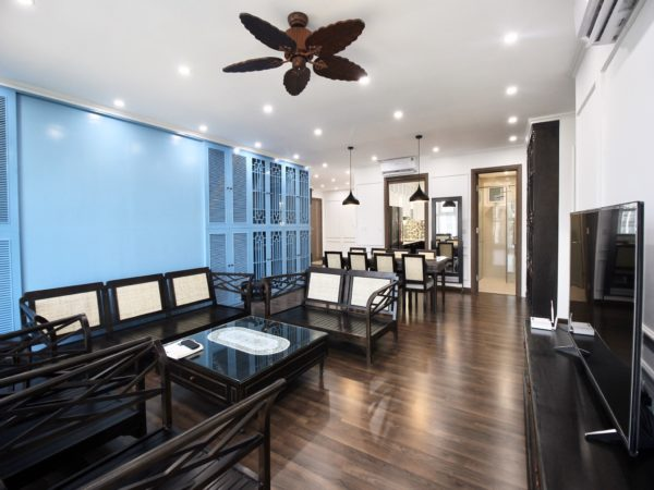 Ciputra apartment for rent in L3 The Link Ciputra Hanoi (6)