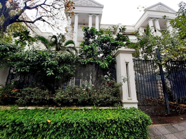 Commodious Ciputra villa for rent in block C, Tay Ho, Hanoi (32)