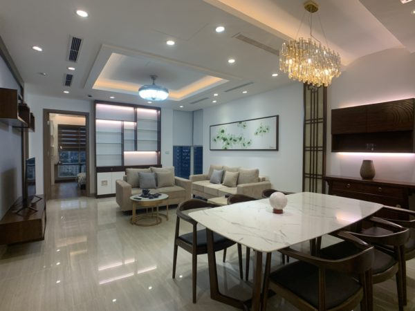 Good The Link Ciputra apartment for rent in Tower L3 1.000$ - 3 bedrooms - 2 bathrooms (1)