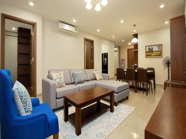 Beautiful L3 The Link Ciputra Apartment For Rent In Ciputra Hanoi (7)
