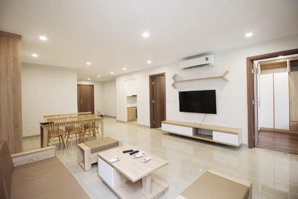 Apartment design in The Link L3 L4 L5 Ciputra