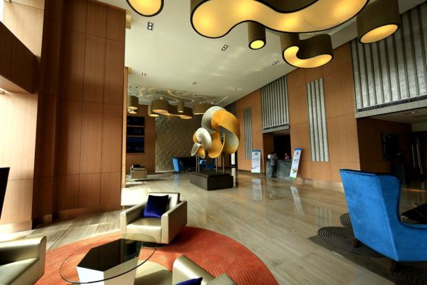Amenities in The Link L1 L2 Ciputra