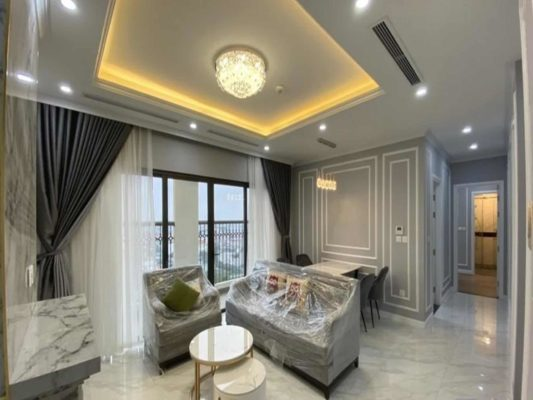 Apartment design in D'. El Dorado Phu Thuong