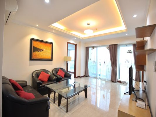 Apartment design in The Link L1 L2 Ciputra