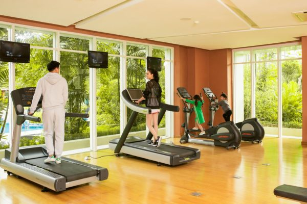 Amenities in The Link L1 L2 Ciputra 1