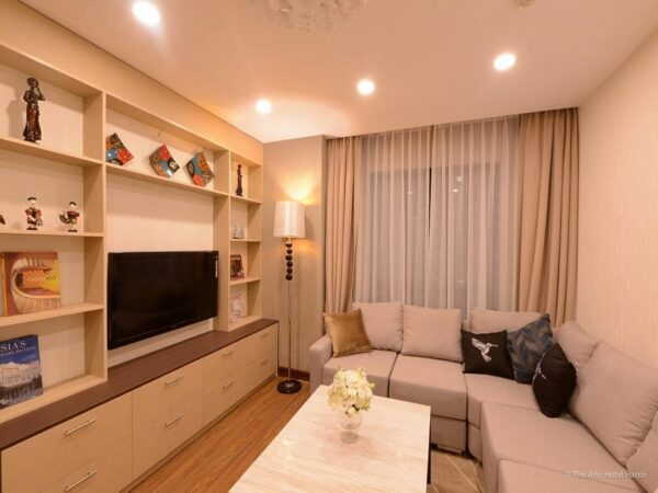 Fully serviced apartment for rent in Hoan Kiem (2)