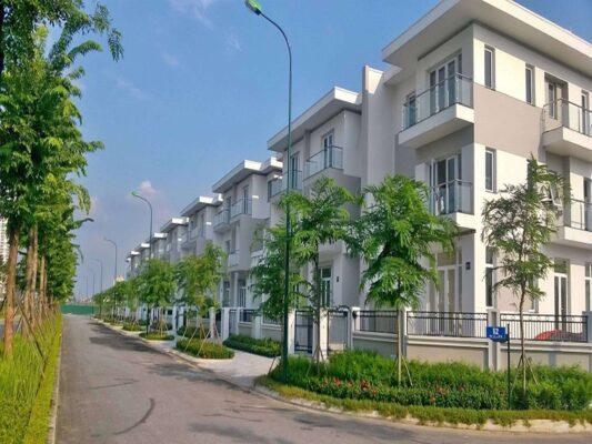 Rental villas in K block, Ciputra