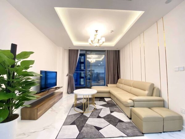 #1 Great Red river view apartment in Sunshine City for rent (4)