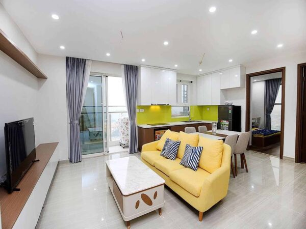 Cozy rental apartment in The Link Ciputra, near the golf course (14)