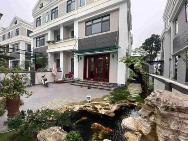 Super nice semi-detached villa for rent in Starlake - 3700$ (1)