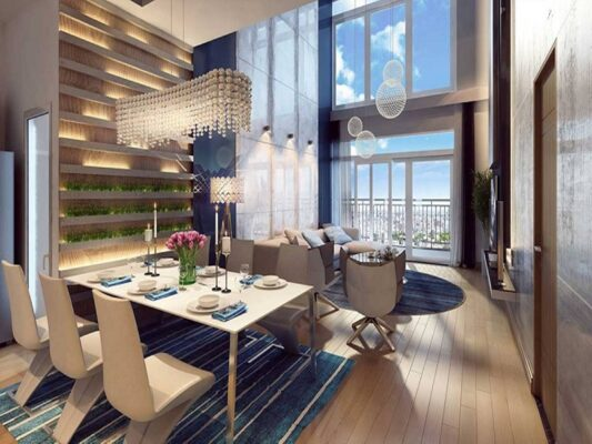 Design style of Vinhomes Metropolis apartment 1