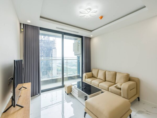 New apartment for rent in S1 building, Sunshine City Ciputra (6)
