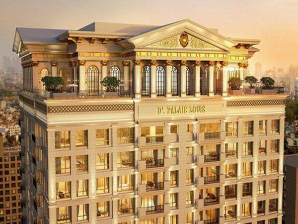 Official information of D'. Palais Louis Nguyen Van Huyen