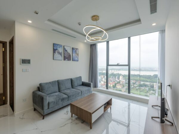 Spectacular Red river view apartment for rent in Sunshine City (15)