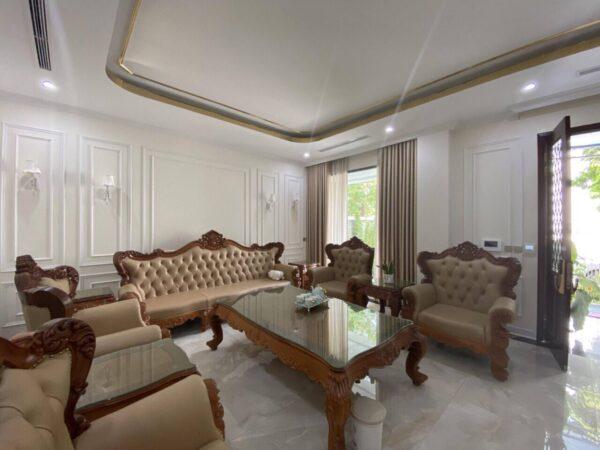 Tremendous Vinhomes The Harmony villa for rent - 186 m2 USD 2,150 (1)