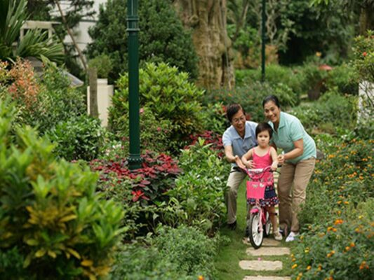Facilities & perfect services near Ecopark villas 3