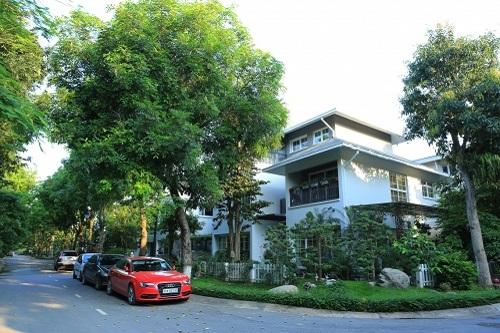 Vuon Mai Villa Subdivision at Ecopark Urban 1