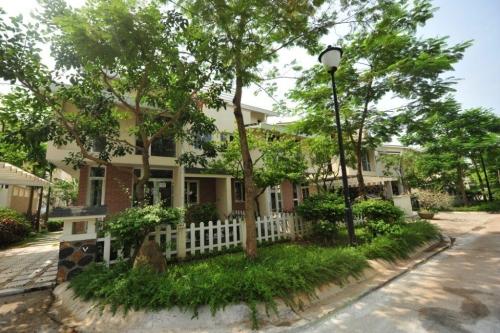 Vuon Tung Villa Subdivision at Ecopark Urban 1