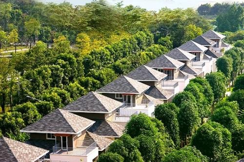 Vuon Tung Villa Subdivision at Ecopark Urban