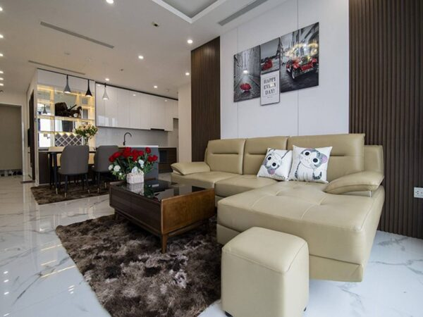 Comfortable apartment for rent at Sunshine City (4)