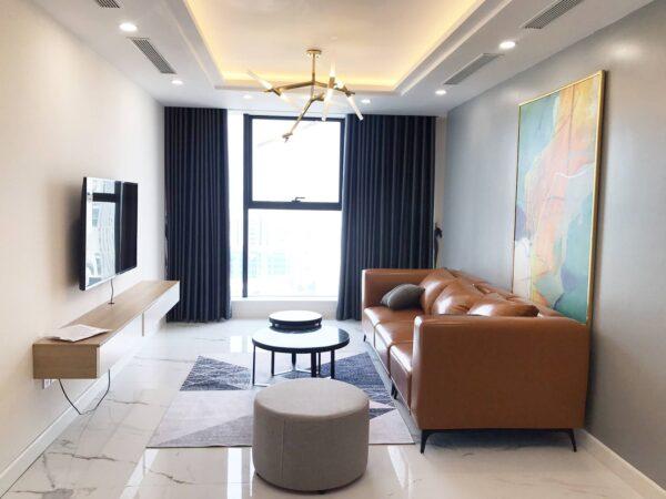 Magnificent Sunshine Center 16 Pham Hung apartment for rent (1)