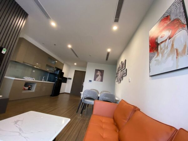 Stylish apartment for rent in W3 Vinhomes West Point (1)