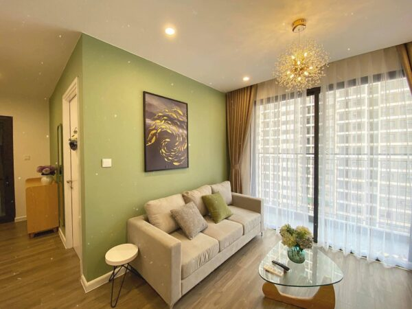 Marvelous 2BRs apartment at Vinhomes Smart City for rent (5)