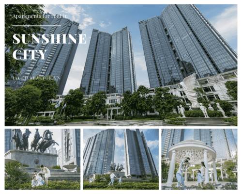 Apartments for rent in Sunshine City