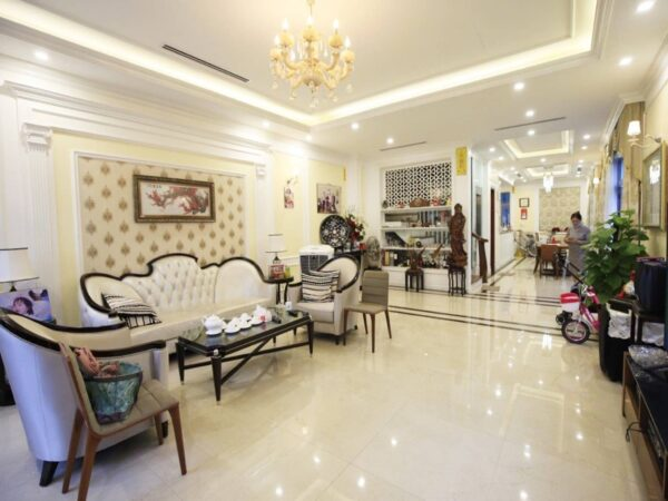 Splendid fully furnished villa for rent in Vinhomes The Harmony (1)