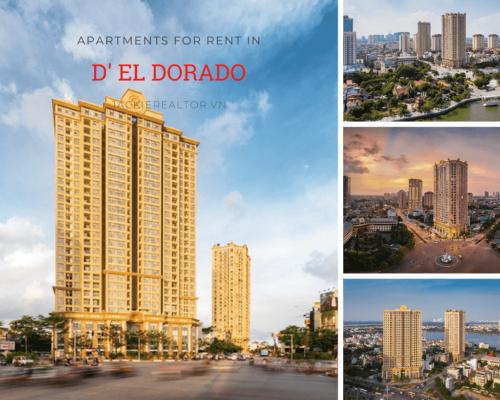 Apartments for rent in D' El Dorado