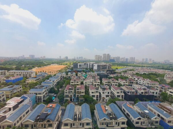 Unfurnished apartment in Daewoo Starlake for rent (1)