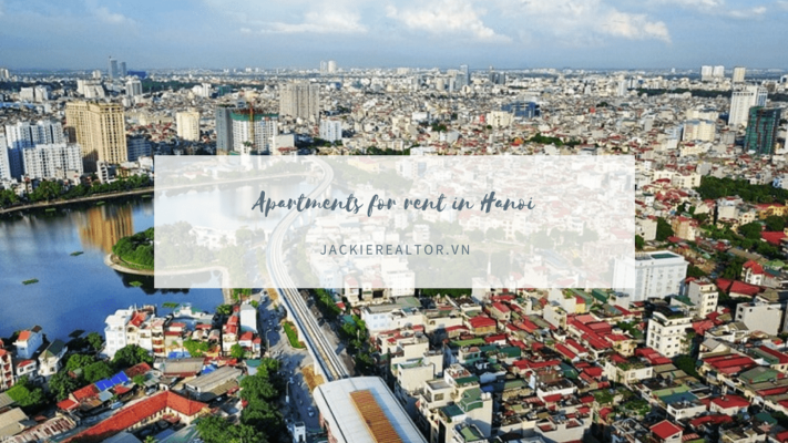 Apartments for rent in Hanoi - Jackie Realtor