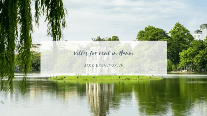 Villas for rent in Hanoi - Jackie Realtor